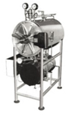 High Pressure Horizontal Cylindrical Steam Sterilizer